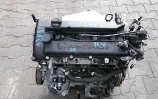 Двигатель mzr l813 характеристики