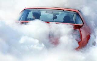 Антидымные присадки для бензиновых двигателей