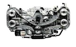 Что такое оппозитный двигатель устройство