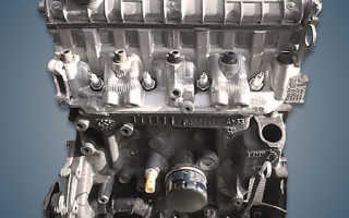 Двигатель 1rz технические характеристики