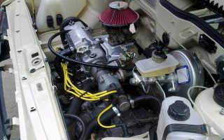 Как происходит снятие двигателя ВАЗ 2109