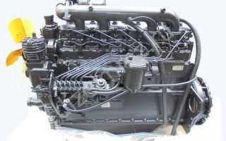 Что за двигатель д2н