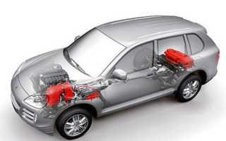 Что представляют собой гибридные двигатели
