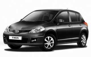 Как заменить салонный фильтр на Nissan Tiida