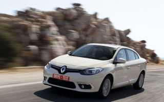 Как снять аккумулятор Renault Fluence