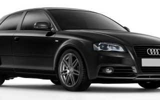 Замена стекла Audi A3