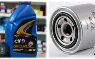 Как заменить масло на Mazda 3