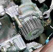 Помпа ВАЗ 2114: замена и ремонт агрегата