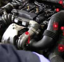 Замена топливного фильтра Пежо 308