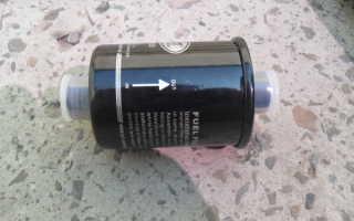 Ваз 2112: замена топливного фильтра за пятнадцать минут