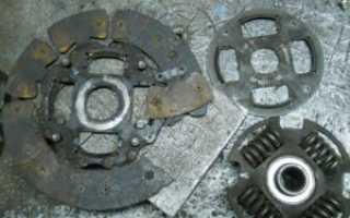 Почему буксует сцепление на ВАЗ 2107 и ремонт