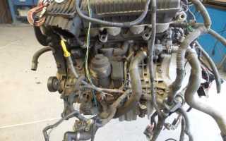 Что за двигатель в5254т