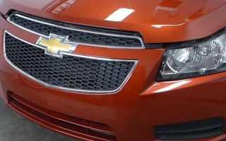 Как снять передний бампер Chevrolet Cruze: крепление, пыльник, усилитель