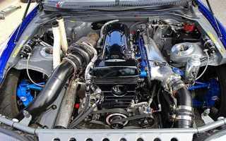 Двигатель 2gz технические характеристики