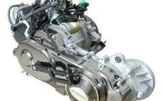 4 тактный двигатель мотоцикла принцип работы