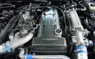 Двигатель 2jz ge vvti технические характеристики
