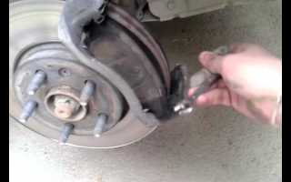 Замена передних тормозных колодок на Шевроле Круз; Ведущий авто портал / Ведущий авто портал
