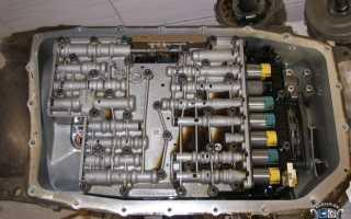 Ремонт коробки ZF6HP26 (BMW X5 E53)