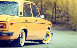 Конструкция кузова ВАЗовской «шестерки» и особенности его ремонта