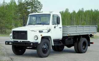 ГАЗ-3309 не заводится