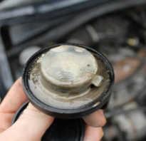 Что такое отпотевание двигателя