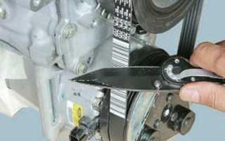 Замена цепи ГРМ Форд Фокус 2 2