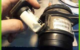 Про датчик массового расхода воздуха ВАЗ 2107(ДМРВ)