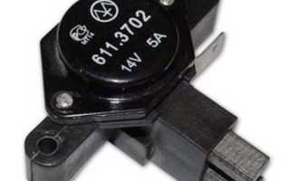 Самостоятельно проверяем регулятор напряжения генератора на ВАЗ 2107