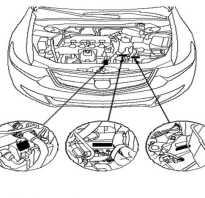 Honda stream d17a схема двигателя