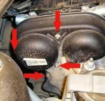 Замена ремня грм форд фокус – подробная инструкция