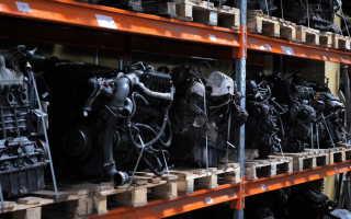 Что такое мотор контрактный двигатель