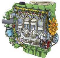 Все детали двигателя схема