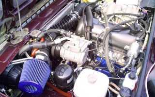 Что значит компрессорный двигатель
