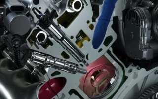 Что такое cdi двигатель бензиновый