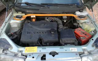 Блок двигателя 2112 характеристики