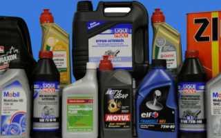 Трансмиссионное масло в коробку ваз 2114 – как не ошибиться при выборе