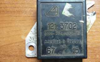 Генератор: почему не идет зарядка на ВАЗ 2107