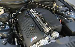 Bmw m54 двигатель характеристики