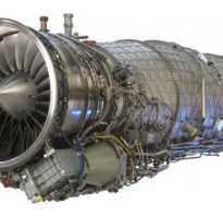 Высотная характеристика реактивного двигателя