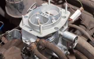 Чем заправлять карбюраторный двигатель