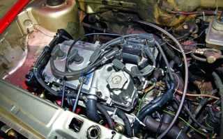 Какой двигатель можно поставить на ВАЗ 2109