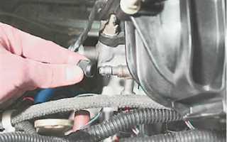 Топливная рампа — проверка рабочего давления