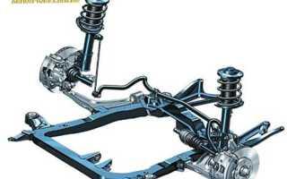 Как поднять или опустить подвеску автомобиля самостоятельно