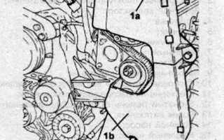 Замена ремня ГРМ на Фиат Альбеа: процедура, гнет ли клапана
