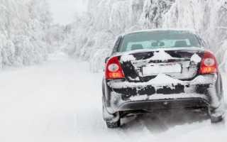 Все для легкого запуска двигателя зимой