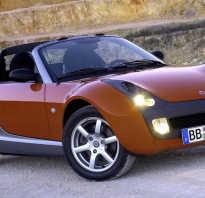 Smart roadster какой двигатель