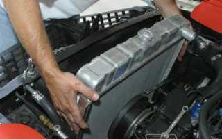 Ремонт системы охлаждения SEAT INCA в автосервисе в Калининграде
