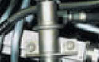 Регулятор давления ВАЗ 21083, 21093, 21099, инжектор
