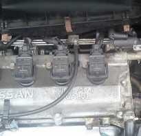 Nissan cube двигатель технические характеристики