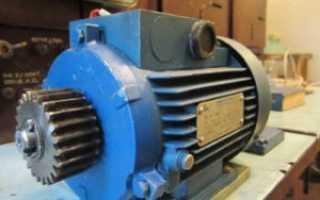 Асинхронный двигатель максимальные обороты